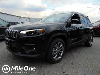 New 2019 Jeep Cherokee Latitude in Owings Mills, Maryland