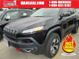 Used 2015 Jeep Cherokee Trailhawk in Oak Lawn, Illinois