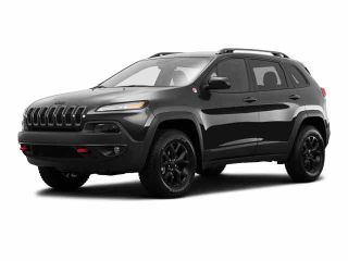 Used 2016 Jeep Cherokee Trailhawk in Summersville, West Virginia