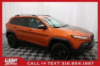 Jeep Cherokee Trailhawk 2014