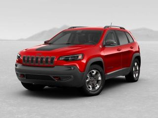 New 2019 Jeep Cherokee Trailhawk in Waite Park, Minnesota