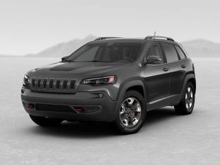 Used 2019 Jeep Cherokee Trailhawk in Dublin, Ohio