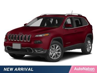 Used 2015 Jeep Cherokee Latitude in Fort Myers, Florida