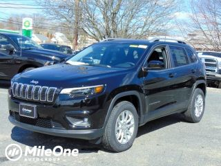 New 2019 Jeep Cherokee Latitude in Parkville, Maryland