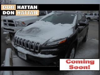 Used 2015 Jeep Cherokee Latitude in Wichita, Kansas
