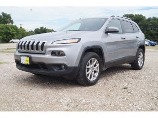 Used 2015 Jeep Cherokee in Saint Petersburg, Florida