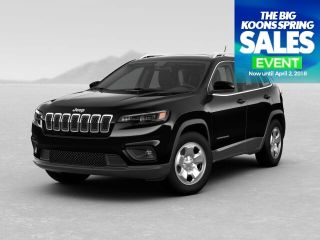 New 2019 Jeep Cherokee Latitude in Vienna, Virginia