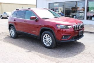 Used 2019 Jeep Cherokee Latitude in Jerseyville, Illinois