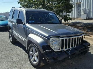 Jeep Liberty Limited Edition 2012
