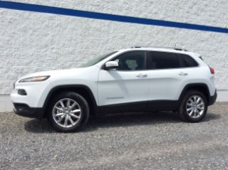 Used 2016 Jeep Cherokee Limited Edition in Summersville, West Virginia