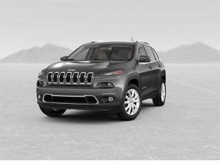 Jeep Cherokee Limited Edition 2018