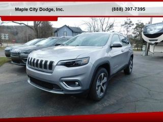 Jeep Cherokee Limited Edition 2019