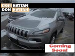 Used 2015 Jeep Cherokee Limited Edition in Wichita, Kansas