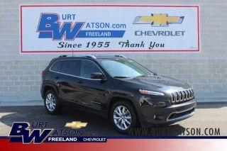 Used 2016 Jeep Cherokee Limited Edition in Freeland, Michigan