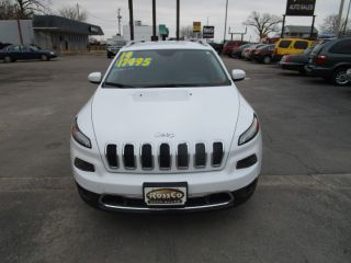 Jeep Cherokee Limited Edition 2014