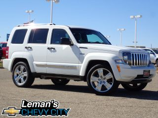 Used 2012 Jeep Liberty Limited Jet Edition in Bloomington, Illinois