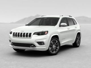 Used 2019 Jeep Cherokee Overland in Baltimore, Maryland