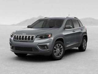 New 2019 Jeep Cherokee Latitude in Salisbury, Maryland