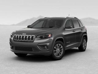 New 2019 Jeep Cherokee Latitude in Salisbury, Maryland