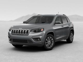 New 2019 Jeep Cherokee Latitude in York, Pennsylvania
