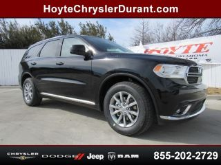 Used 2018 Dodge Durango SXT in Durant, Oklahoma