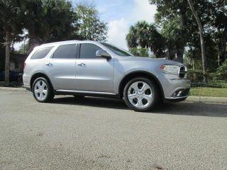 Used 2014 Dodge Durango Limited in New Smyrna Beach, Florida