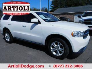 Dodge Durango SXT 2012