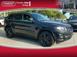 Jeep Grand Cherokee Altitude 2015