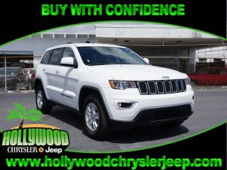 Used 2017 Jeep Grand Cherokee Laredo in Hollywood, Florida