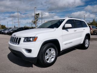 Used 2015 Jeep Grand Cherokee Laredo in Fort Pierce, Florida