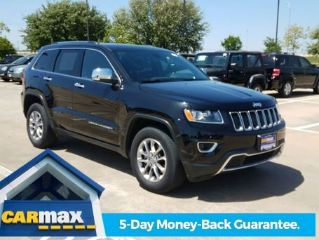 Used 2015 Jeep Grand Cherokee Limited Edition in Houston, Texas