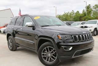 Used 2017 Jeep Grand Cherokee Limited Edition in Homestead, Florida