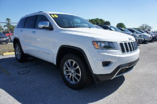 Used 2015 Jeep Grand Cherokee Limited Edition in Melbourne, Florida