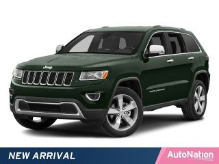 Used 2015 Jeep Grand Cherokee Limited Edition in North Richland Hills, Texas