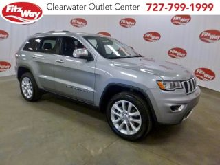 Used 2015 Jeep Grand Cherokee Limited Edition in Clearwater, Florida