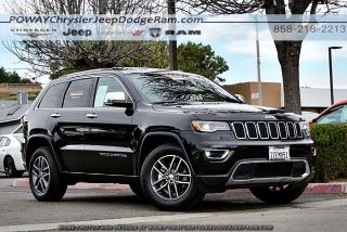 Used 2018 Jeep Grand Cherokee Limited Edition in Poway, California