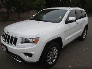Used 2015 Jeep Grand Cherokee Limited Edition in Northridge, California