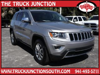 Used 2015 Jeep Grand Cherokee Limited Edition in Port Charlotte, Florida