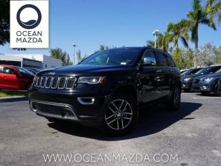 Used 2017 Jeep Grand Cherokee Limited Edition in Doral, Florida