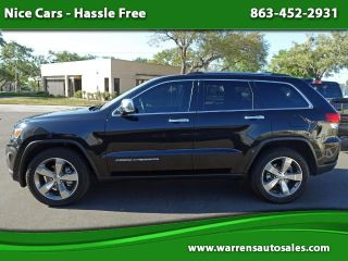 Used 2015 Jeep Grand Cherokee Limited Edition in Avon Park, Florida