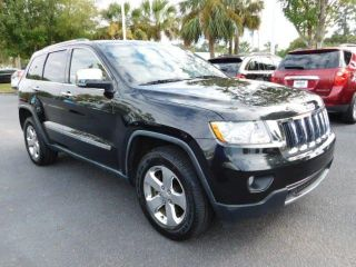 Jeep Grand Cherokee Limited Edition 2012