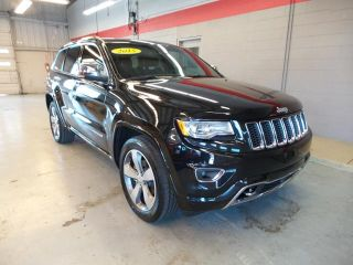 Used 2015 Jeep Grand Cherokee Overland in Lake Wales, Florida