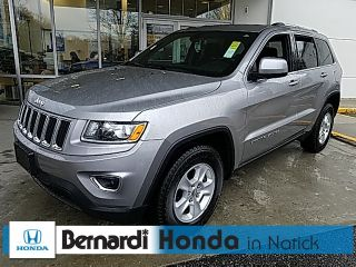 Used 2015 Jeep Grand Cherokee Laredo in Natick, Massachusetts
