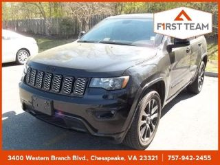 Used 2017 Jeep Grand Cherokee Altitude in Chesapeake, Virginia