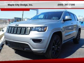 Used 2018 Jeep Grand Cherokee Laredo in Hornell, New York