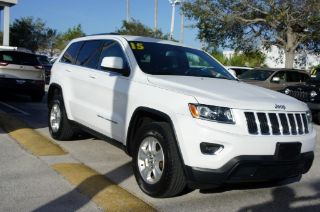 Used 2015 Jeep Grand Cherokee Altitude in Melbourne, Florida