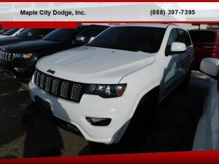 Used 2018 Jeep Grand Cherokee Altitude in Hornell, New York