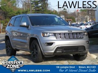 Used 2018 Jeep Grand Cherokee Altitude in Woburn, Massachusetts