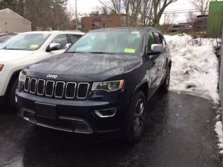 Used 2018 Jeep Grand Cherokee Limited Edition in Acton, Massachusetts
