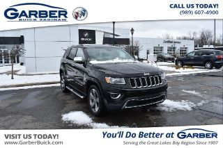 Used 2015 Jeep Grand Cherokee Limited Edition in Saginaw, Michigan